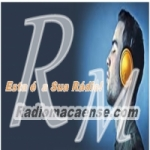Logo da emissora Rádio Macaense
