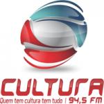 Logo da emissora Rádio Cultura 94.5 FM