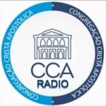 Logo da emissora Rádio CCA Rádio