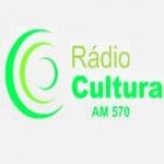 Logo da emissora Rádio Cultura 570 AM