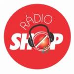 Logo da emissora Rádio Shop