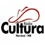 Logo da emissora Rádio Cultura FM 105.7