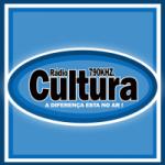 Logo da emissora Rádio Cultura 790 AM