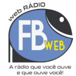 Logo da emissora Rádio Fb Web