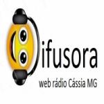 Logo da emissora Difusora Web Rádio Cassia MG