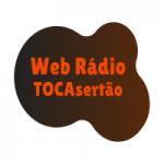 Logo da emissora Web Rádio Toca Sertão