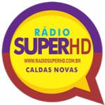 Logo da emissora Rádio Super HD