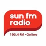 Logo da emissora Radio Sun 103.4 FM