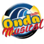 Logo da emissora Rádio Onda Musical