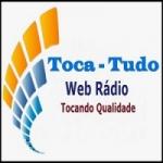 Logo da emissora Toca Tudo Web Rádio