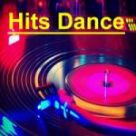 Logo da emissora Rádio Hits Dance Clube do Flashback