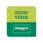Logo da emissora Rádio Verde Unimed
