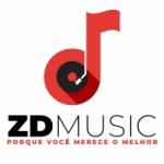 Logo da emissora Rádio ZD Music