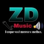 Logo da emissora Rádio ZD Music CBF