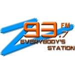 Logo da emissora KAFC 93.7 FM