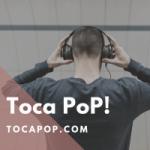 Logo da emissora Rádio Toca PoP