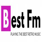Logo da emissora Best FM