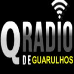Logo da emissora Q-Rádio De Guarulhos
