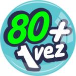 Logo da emissora Rádio Mais 1 Vez