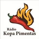 Logo da emissora Radio Kopa Pimentas