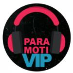 Logo da emissora Rádio Paramoti Vip