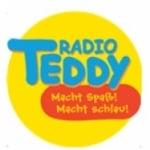 Logo da emissora Teddy 106.8 FM