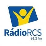 Logo da emissora Rádio RCS 91.2 FM