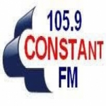 Logo da emissora Rádio Constant 105.9 FM