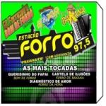 Logo da emissora Estação Forró Web Rádio