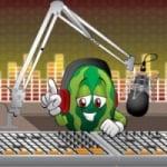 Logo da emissora Rádio FM Botucatu