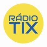 Logo da emissora Rádio Tix Brasil