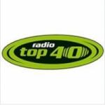 Logo da emissora Top 40 96.5 FM