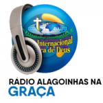 Logo da emissora Rádio Alagoinhas Na Graça