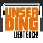 Logo da emissora UnserDing 103.7 FM