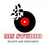 Logo da emissora Rádio MS Studio