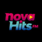 Logo da emissora Rádio Nova Hits FM