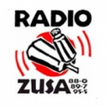 Logo da emissora Zusa 89.7 FM
