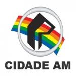 Logo da emissora Rádio Cidade 95.7 FM