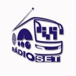 Logo da emissora Rádio Set São Luis