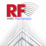 Logo da emissora RF Web Nortanejo