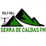 Logo da emissora Rádio Serra De Caldas FM