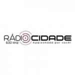 Logo da emissora Rádio Cidade 630 AM
