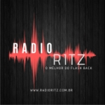 Logo da emissora Rádio Ritz