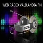 Logo da emissora Web Rádio Valilandia FM