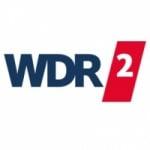 Logo da emissora WDR 2 87.8 FM