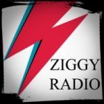 Logo da emissora Rádio Ziggy