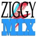 Logo da emissora Rádio Ziggy Mix