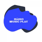Logo da emissora Rádio Music Play