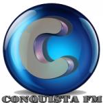 Logo da emissora Rádio Conquista FM