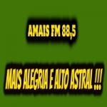 Logo da emissora Rádio A Mais FM
